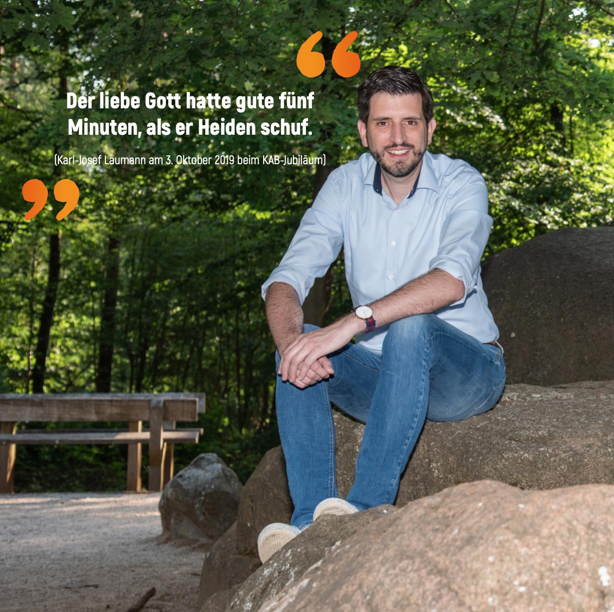 Patrick Voßkamp - Bürgermeisterkandidat